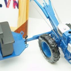 Bật lửa trang trí hình dáng xe cải tiến màu xanh MS88 094 - Mã SP: BL00668
