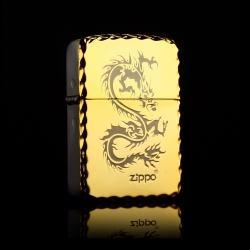 Bật lửa Zippo chính hãng 1941 Golden Dragon - Mã SP: BL09120