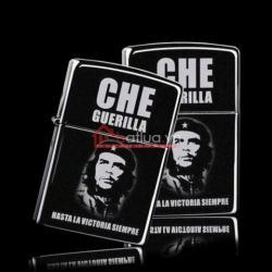 Bật lửa Zippo chính hãng đen hình Che Guevara - Mã SP: BL09958