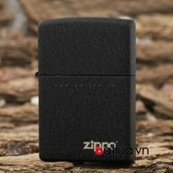 Bật lửa Zippo chính hãng đen sần - Mã SP: BL10179