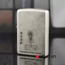 Bật lửa zippo chính hãng Nhật phiên bản quan âm Ver 1 - Mã SP: BL10145