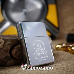 Bật lửa zippo cổ kỉ nệm Zippo 1932-1992 sản xuất năm 1993 - Mã SP: ZPC1364