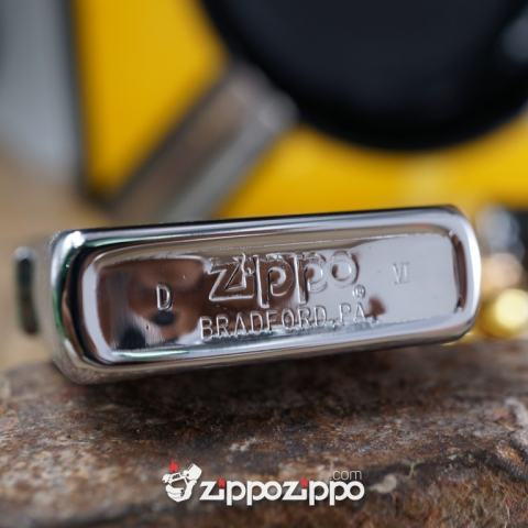bật lửa zippo cổ logo máy bay sản xuất năm 1990