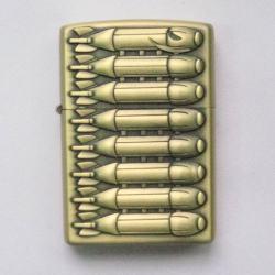 Bật lửa Zippo hình bom nguyên tử - Mã SP: BL01160