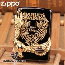 Bật lửa Zippo khắc chim ưng 1903 - Mã SP: ZPC0908