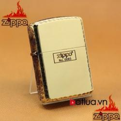 Bật lửa Zippo khắc rồng tinh xảo xung quanh Zippo phiên bản đông giới hạn - Mã SP: BL03186