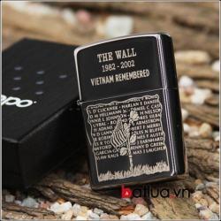 Bật lửa Zippo phiên bản chiến tranh Việt Nam - Mã SP: BL10350