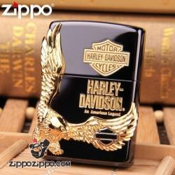 Bật lửa Zippo phiên bản chim ưng 1000 Harley Davidson - Mã SP: ZPC0909