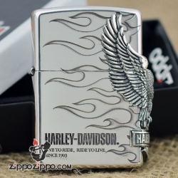 Bật lửa Zippo phiên bản Original Eagle Harley - Mã SP: ZPC0915