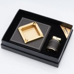 BỘ đôi bật lửa kiêm gạt tàn BR-212T MS77 017 - Mã SP: BL01193