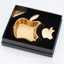 bộ đôi bật lửa kiêm gạt tàn hình quả táo sang trọng BR-19 MS77 015 - Mã SP: BL00461