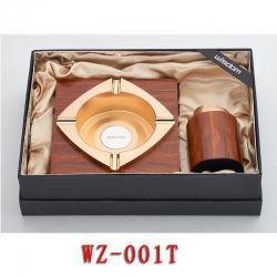 Bộ Gạt Tàn Kiêm Bật Lửa WZ-001T - Mã SP: BL09690