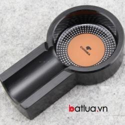 Gạt tàn mini xì ga Cohiba màu đen - Mã SP: BL10330