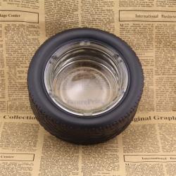 Gạt tàn thuốc lá hình cái bánh xe độc đáo - Mã SP: BL09196