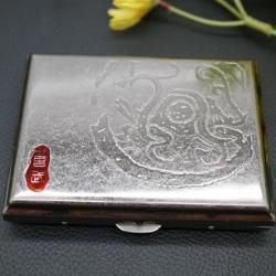 Hộp đựng thuốc bằng đồng khác hình linh vật ai cập - Mã SP: BL01303