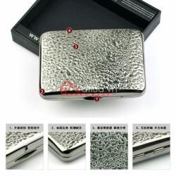 Hộp đựng thuốc khắc vân giọt nước - Mã SP: BL01614