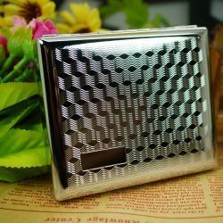 Hộp đựng thuốc lá bằng kim loại mang nhãn hiệu Star H61 ( loại đựng 20 điếu thuốc ) - Mã SP: BL01874