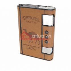 Hộp đựng thuốc lá đa năng bọc da CAMEL (ver.1) - Mã SP: BL09923