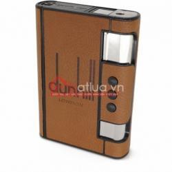 Hộp đựng thuốc lá đa năng bọc da Dunhill ( mẫu 1) - Mã SP: BL09919