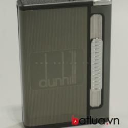 Hộp đựng thuốc lá đa năng in logo Dunhill (Đen) - Mã SP: BL10021