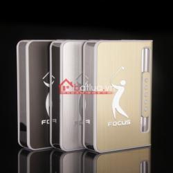 Hộp đựng thuốc lá đa năng kiêm bật lửa Focus YH-027 - Mã SP: BL09833