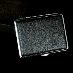 Hộp đựng thuốc lá Spear da tinh xảo ver 2 (loại 16 điếu) - Mã SP: BL01602