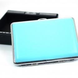 Hộp đựng thuốc lá Spear màu xanh da trời trẻ trung năng động ver 1(loại 14 điếu) - Mã SP: BL01625