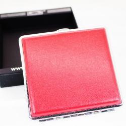 Hộp đựng thuốc lá teampislot da mầu đỏ (loại 20 điếu) - Mã SP: BL01643