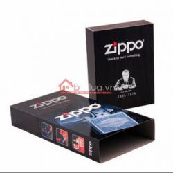 Hộp đựng zippo kiêm phụ kiện - Mã SP: BL09981
