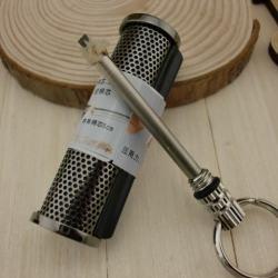 hộp quẹt diêm xăng với vỏ bằng thép - Mã SP: BL00953