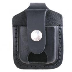 Túi đựng Zippo chất liệu da bò đen - Mã SP: BL09753