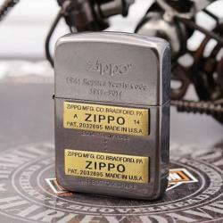 Zippo Chính Hãng Kỷ Niệm 73 Năm Ra Đời Phiên bản 1941 - Mã SP: ZPC1199