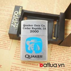 Zippo cổ đời la mã hàng chính hãng usa mầu bạc sản xuất năm 1998 - Mã SP: BL03126