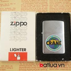 Zippo Cổ USA chính hãng CRANE sẳn xuất năm 1985 - Mã SP: BL03117