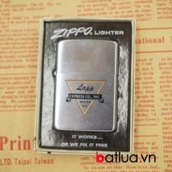 Zippo USA Cổ Chữ Lap Sản xuất năm 1965 - Mã SP: BL03112