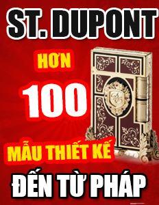 Bật lửa cao cấp ST Dupont